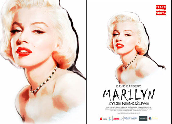 Zatrute życie Marilyn